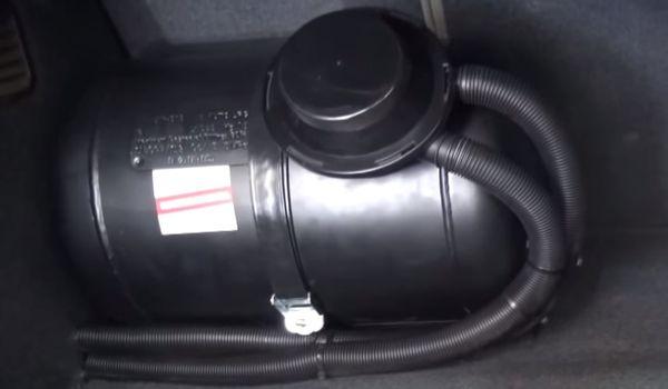 Газовая установка на Audi A4 2.0 TFSI