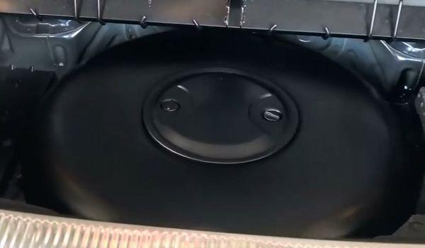 Газовое оборудование на Audi Q7 3.0 TFSI Quattro