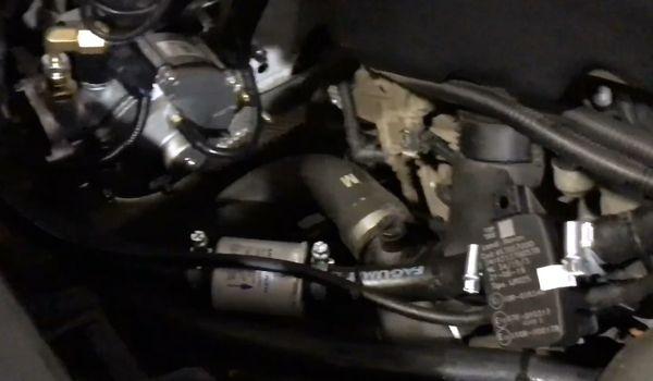 Газ на BMW X3 F25 2.0 прямой впрыск