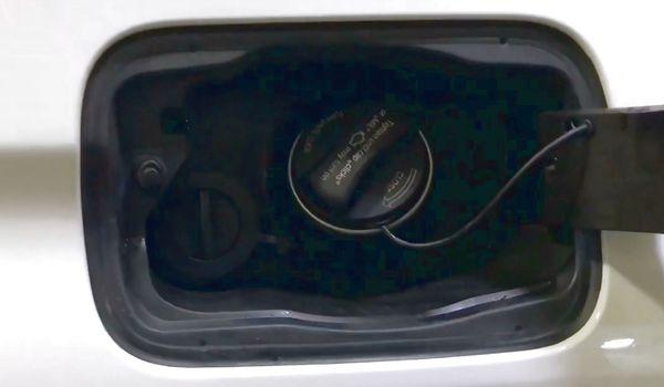 Газовое оборудование на BMW X3 F25 2.0 прямой впрыск