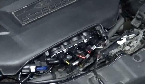 Газ на Ford Escape 2.0 Ecoboost