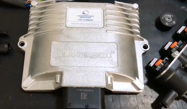Газ на Mazda CX 5 2.5 Skyactiv