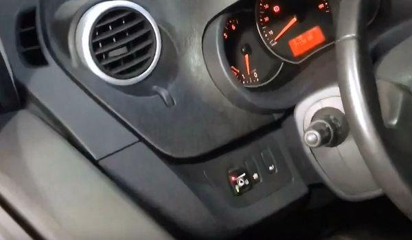Газовое оборудование на Renault Kangoo 1.2 TCe с прямым впрыском