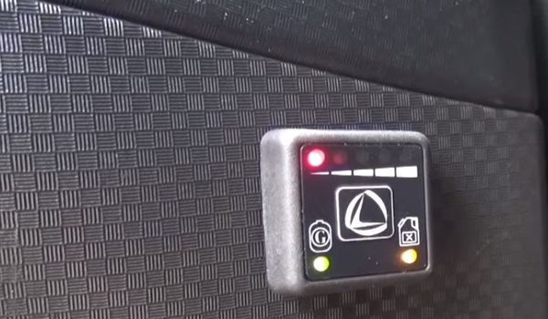 Газовое оборудование на Seat Altea 4 Freetrack 2.0 TFSI