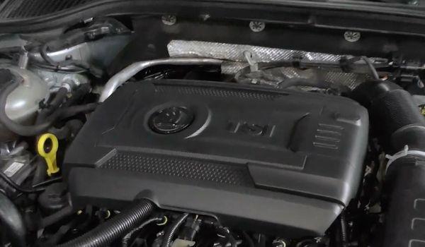 Газовое оборудование на Skoda Octavia A7 1.8 TSI CJS/CJSA 8 форсунок