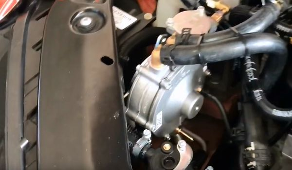 Газ на Volkswagen Jetta GLI 2.0 TSI
