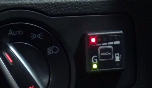 Газовое оборудование на Volkswagen Passat B7 3.6 FSI