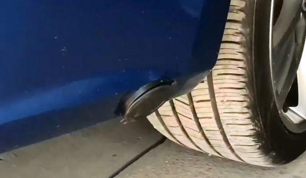Газ на Volkswagen Passat B8 1.8 TSI CPK, CPR 2017